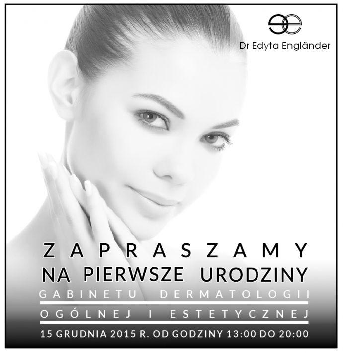 Gabinet Dermatologii Ogólnej i Estetycznej dr Edyty Engländer Wrocław