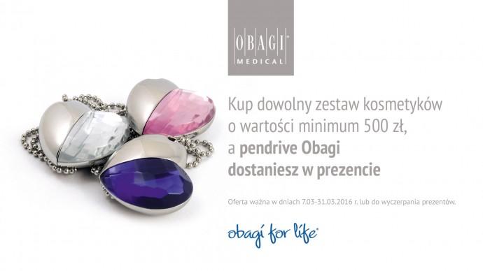 Obagi pendrive Wrocław